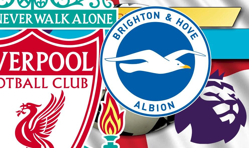 Liverpool Vs Brighton Score Epl Table Results
