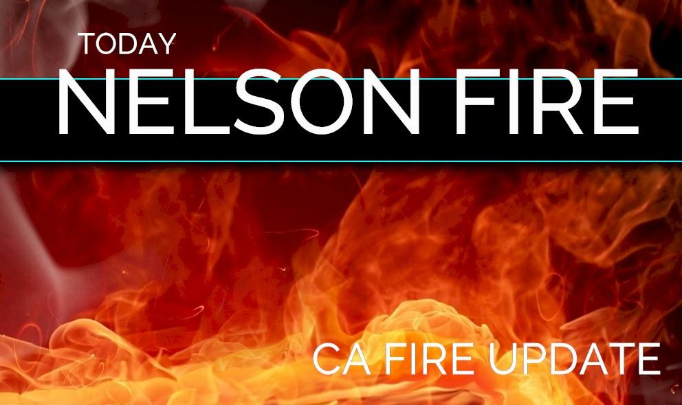 Nelson Fire Map 2018 Fairfield Fire Near Paradise Valley Estates
