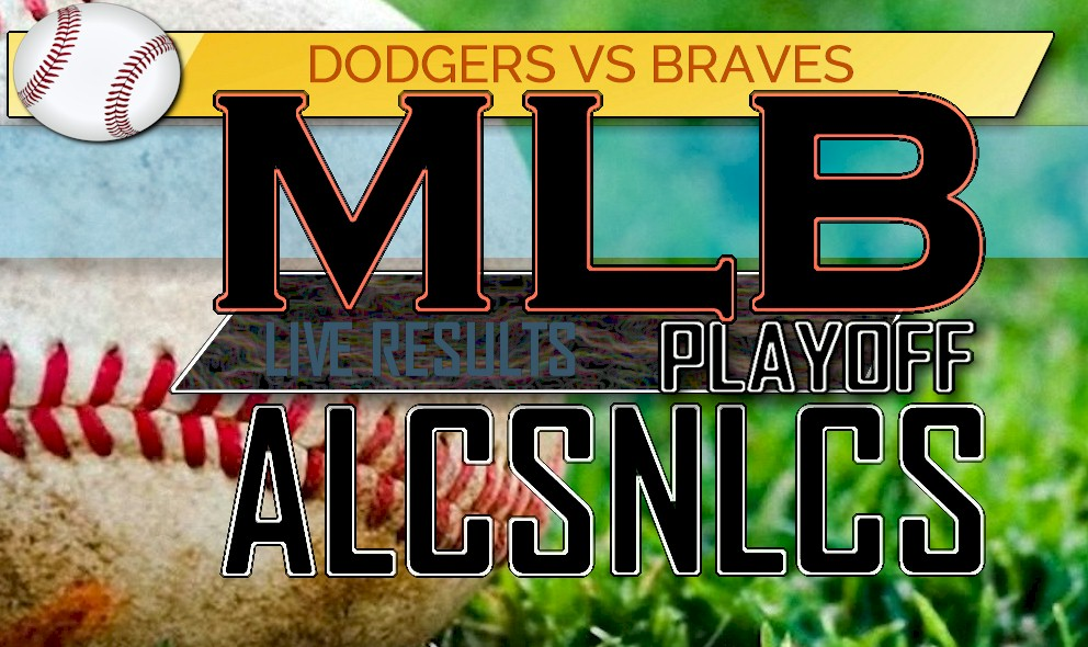 Dodgers vs Braves Score: NLDS Playoff Results