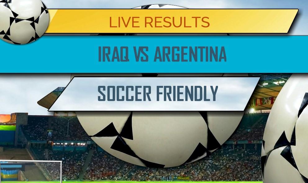 Image Result For Argentina Vs Iraq En Vivo Amistoso