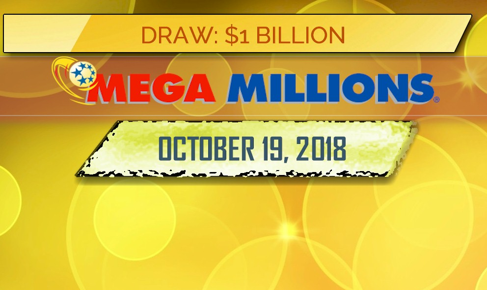 Mega Millions Winning Numbers October 19, 2018 Today Get Revealed