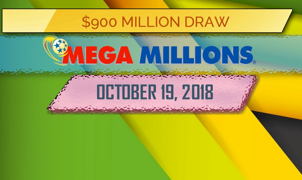 Mega Millions Winning Numbers October 19 Results 900m Draw
