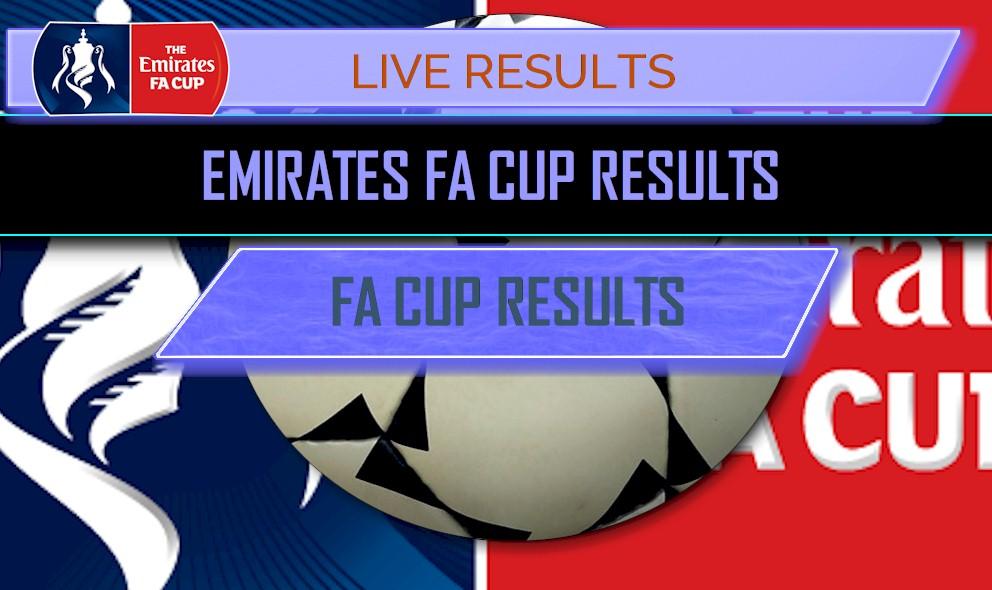 FA Cup Score Results: English Emirates FA Cup Results 2019