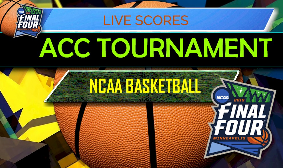 graphic about Acc Printable Bracket called ACC Basketball Match Bracket 2019 Ratings, Achievement