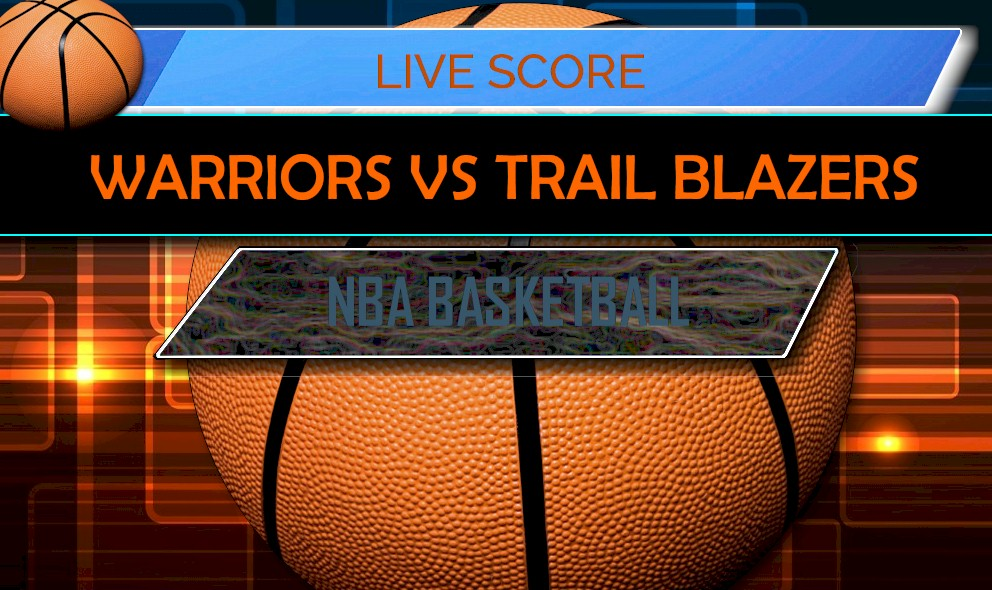 trail blazers vs warriors - photo #16