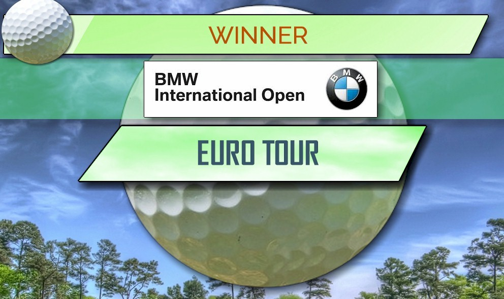 Andrea Pavan Wins Bmw International Open 2019 Final Golf Scores