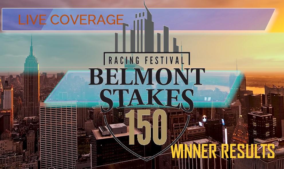 Sir Winston Wins Belmont Stakes Winner 2019 Results