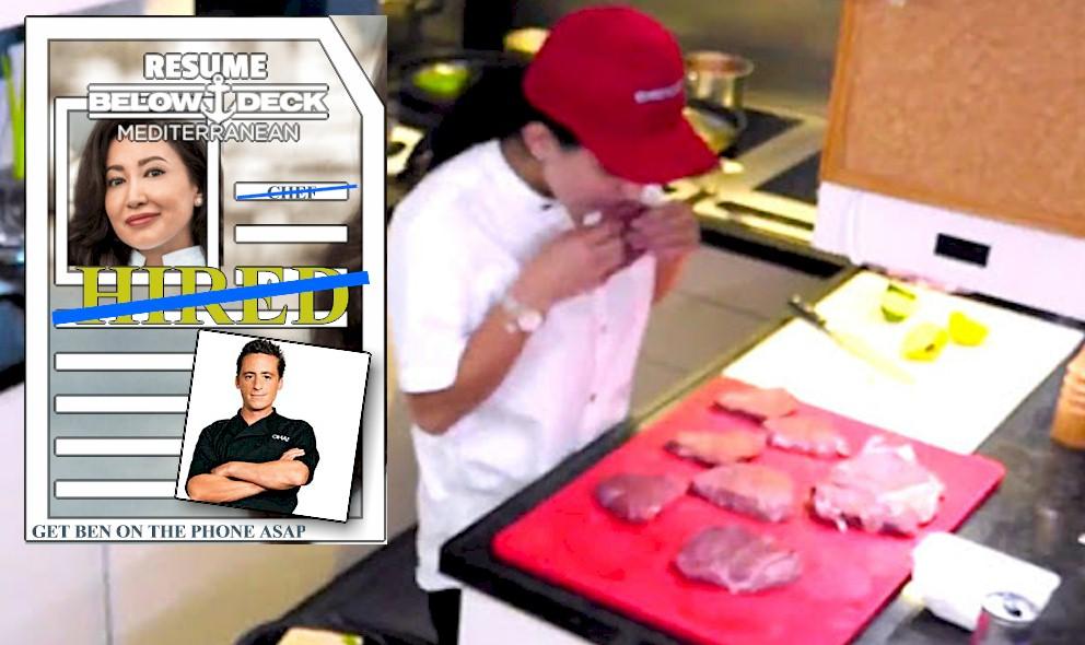 Chef Mila Below Deck Med Resume Details Revealed: EXCLUSIVE