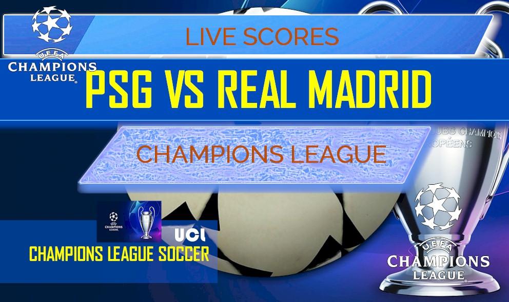 Image Result For Vivo Psg Vs Real Madrid En Vivo Live