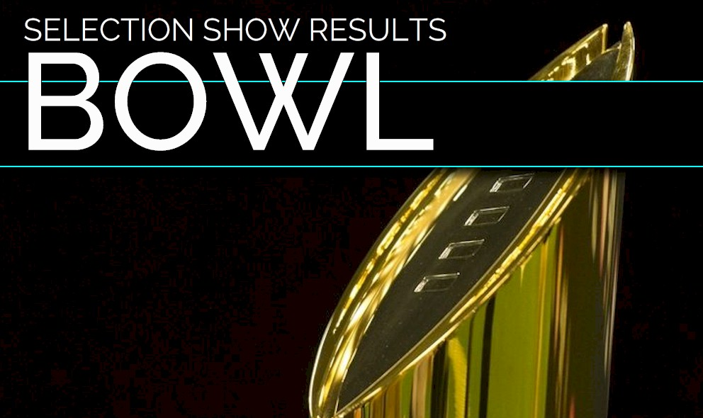 Bowl Selection Sunday-