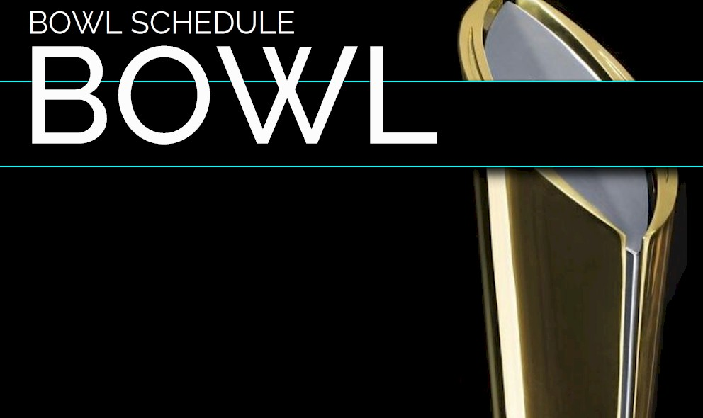 Bowl Games 2020 Schedule.Bowl Schedule 2019 2020 Ncaa College Football Bowl Schedule