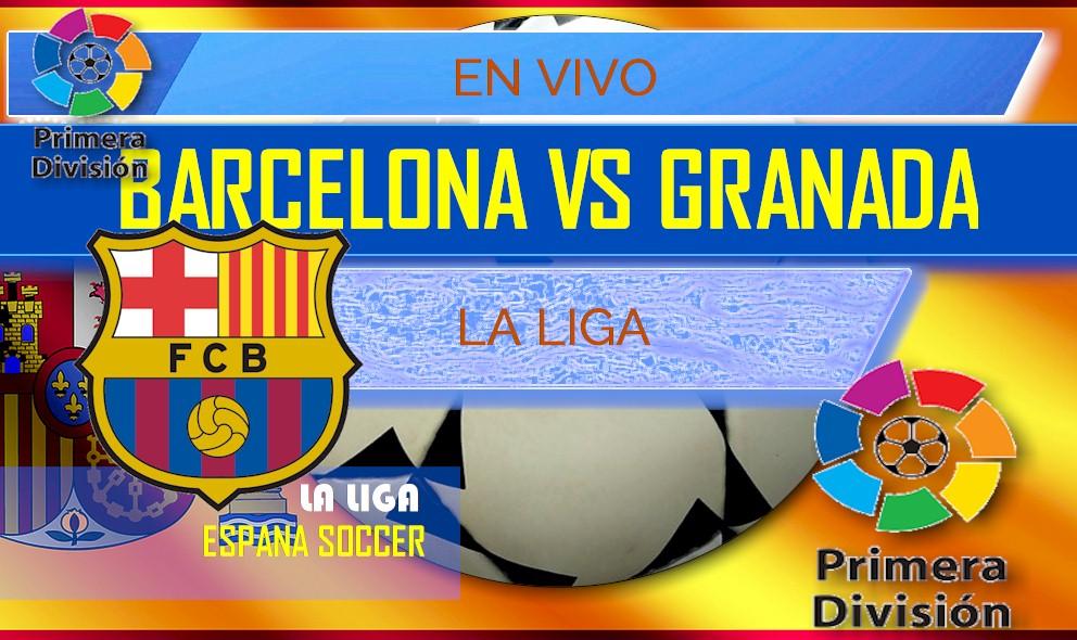 barcelona vs granada - photo #5