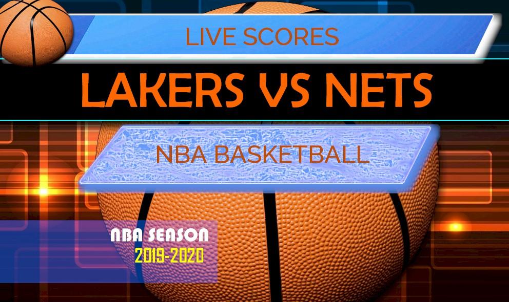 nets vs lakers - photo #2