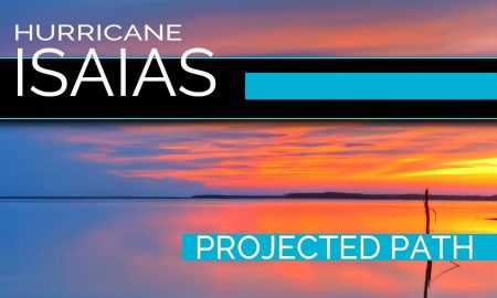 Hurricane Isaias Projected Path Florida: National Hurricane Center