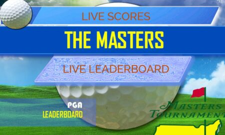 Masters Leaderboard 2021: PGA Leaderboard 2021 Live Golf Results
