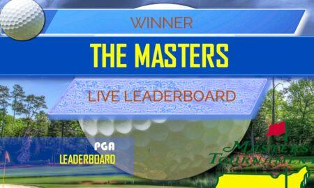 Hideki Matsuyama Wins The Masters 2021 Final Golf Score Results