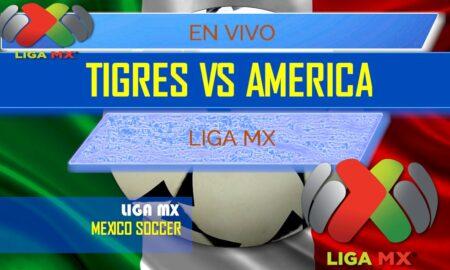 Tigres vs America En Vivo Score: Liga MX Table Results